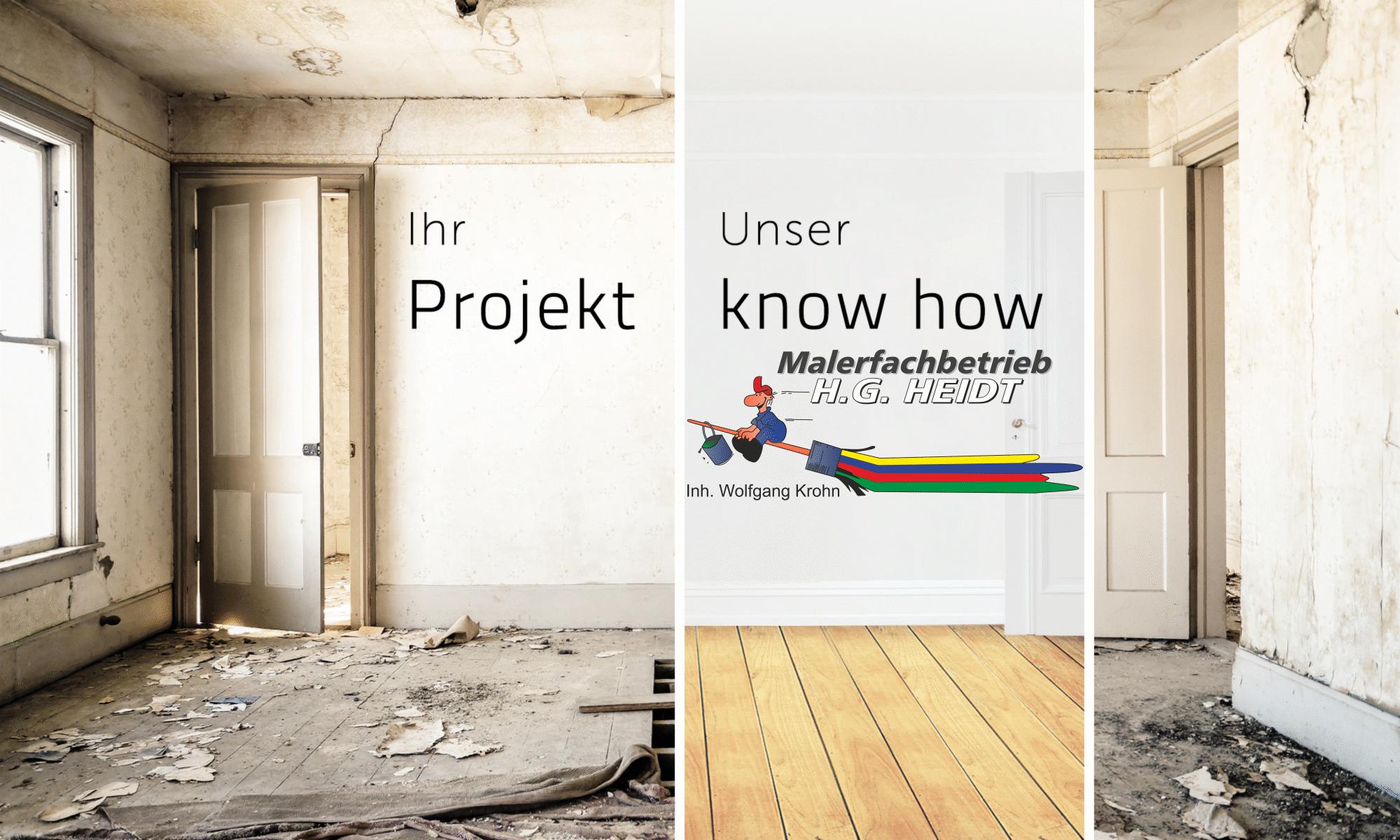 Malerfachbetrieb-Heidt.de